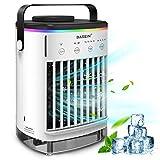Mobile klimageräte, BASEIN Air Cooler, 4 in 1 Persönliche Klimaanlage, Luftkühler, Luftbefeuchter und...