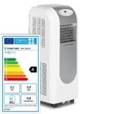 TROTEC Lokales mobiles Klimagerät PAC 2000 E mit 2,1 kW / 7.200 Btu, EEK A -