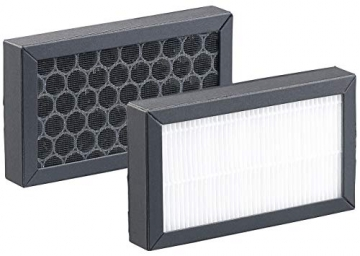 Carlo Milano Luftreiniger: Digitaler Ultraschall-Aroma-Luftbefeuchter & -reiniger, Ionisator & UV (Diffusor) - 9