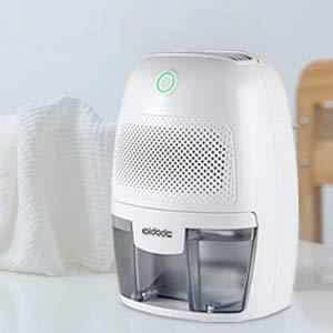 Luftentfeuchter, Aidodo 600ml mini elektrischer raumentfeuchter automatischer entfeuchter leise Dehumidifier für Schmutz und Schimmel zu Hause, Schlafzimmer, Kellerräume, Schrank, Wohnwagen, Büro - 10