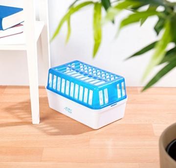 Sichler Haushaltsgeräte Luftentfeuchter: Raumentfeuchter mit 1,2 kg Granulat, bis 2,5 l, für Räume bis 50 m² (Granulat Luftentfeuchter) - 4