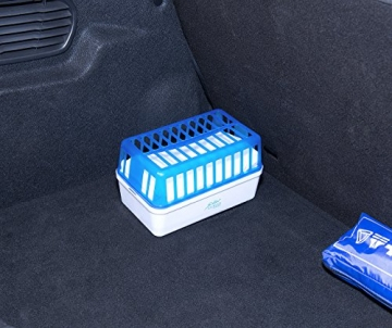 Sichler Haushaltsgeräte Luftentfeuchter: Raumentfeuchter mit 1,2 kg Granulat, bis 2,5 l, für Räume bis 50 m² (Granulat Luftentfeuchter) - 5