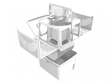 Venta Luftwäscher LW15 Original Luftbefeuchter für Räume bis 20 qm, weiß - 3