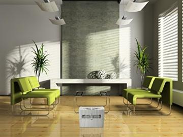 Venta Luftwäscher LW45 Original Luftbefeuchter und Luftreiniger für Räume bis 75 qm, weiß - 6